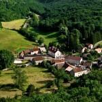 Le village de Val-Suzon