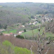 Val-Suzon au printemps